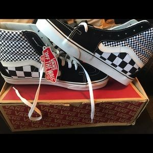 Vans size 10.5 Perfect ! 10/10 high tops